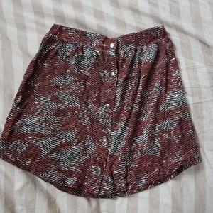 Roxy Snap Skirt